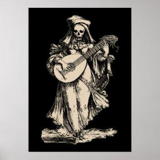 DEAD Musician Poster