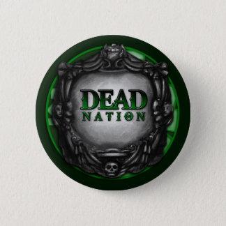 Dead Nation 2 Inch Round Button