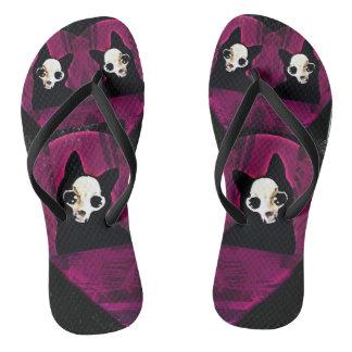 Dead or Alive Flip Flops