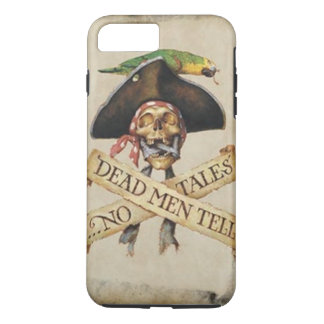 Dead Pirate iPhone 7 Case
