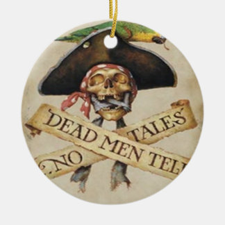 Dead Pirate Ornament