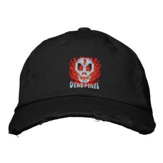 Dead Pixel Designs Logo Cap Embroidered Hat