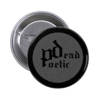 dead poetic (band) 2 inch round button