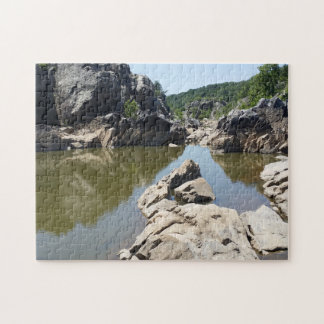 Dead River 11x14 Photo Puzzle with Gift Box