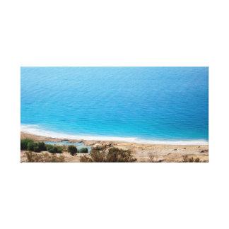 Dead Sea Canvas Print