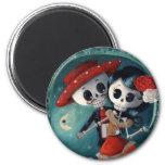 Dead Skeleton Mexican Lovers