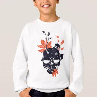 dead skull and bear sweatshirt