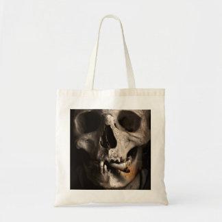 Dead Skull Smoking
