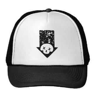 Dead Skull Trucker Hat