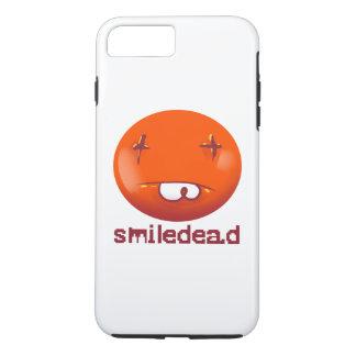 dead smiley face funny cartoon iPhone 7 plus case