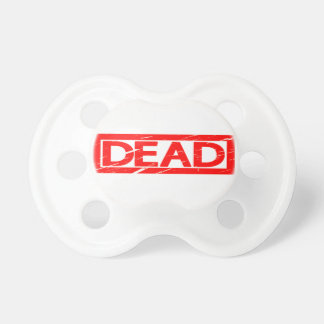 Dead Stamp Pacifier