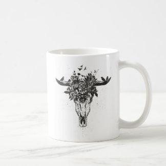Dead summer (blackandwhite) coffee mug