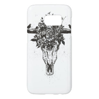 Dead summer (blackandwhite) samsung galaxy s7 case