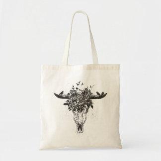 Dead summer (blackandwhite) tote bag