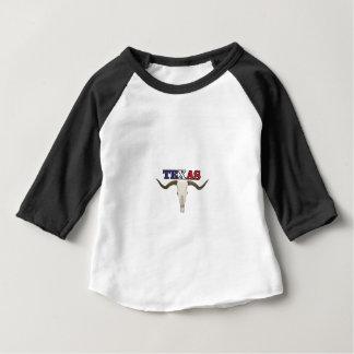 dead texas longhorn baby T-Shirt