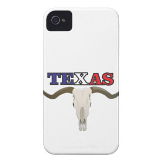 dead texas longhorn Case-Mate iPhone 4 case