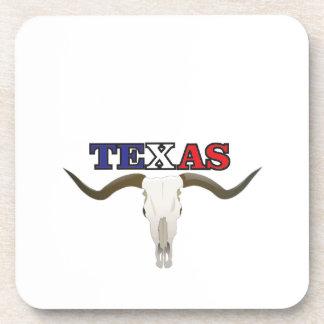 dead texas longhorn coaster
