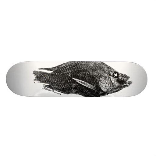 Dead Tilapia-Salton Sea Board Skateboards