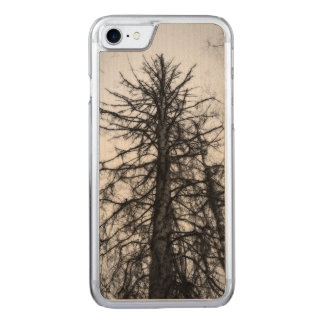 Dead tree carved iPhone 8/7 case