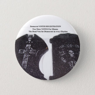 dead votes 2 inch round button