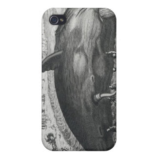 Dead whale iPhone 4/4S cases