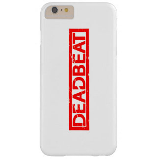 Deadbeat Stamp Barely There iPhone 6 Plus Case