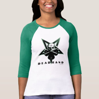 Deadhand 2015 Dark Shamrock T-Shirt