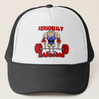 deadlift1 trucker hat