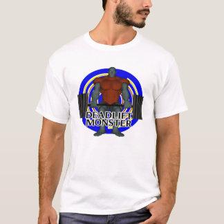 Deadlift Monster Micro-Fiber Performance T-Shirt