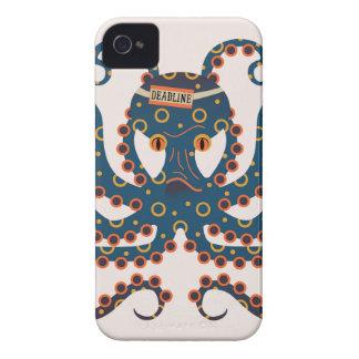 Deadline octopus iPhone 4 Case-Mate case