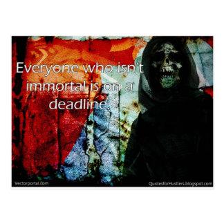 Deadline Postcard