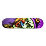 Deadly Evil Clown Skate Decks