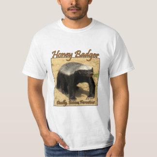 Deadly Ferocious Honey Badger Shirt