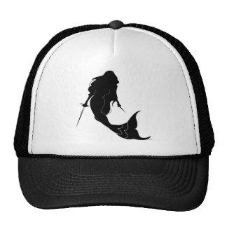 Deadly Mermaid Trucker Hat