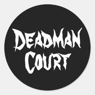 Deadman Sticker