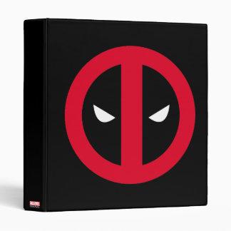 Deadpool Logo Binders
