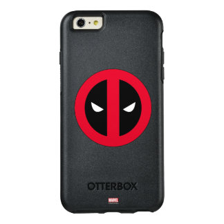 Deadpool Logo OtterBox iPhone 6/6s Plus Case