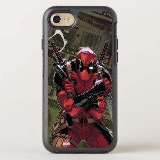 Deadpool Money OtterBox Symmetry iPhone 7 Case