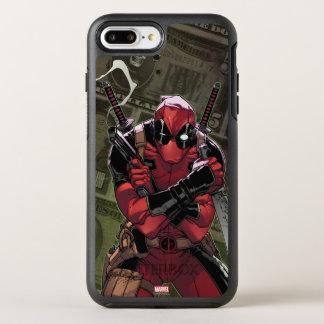Deadpool Money OtterBox Symmetry iPhone 8 Plus/7 Plus Case