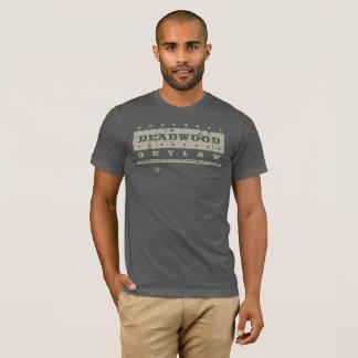Deadwood outlaw T-Shirt