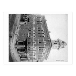 Deadwood, South Dakota City Hall Photograph Postcard