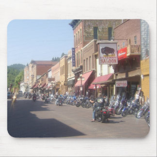 Deadwood, South Dakota Mouse Pad