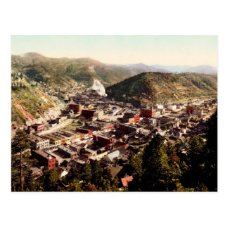Deadwood South Dakota Postcard