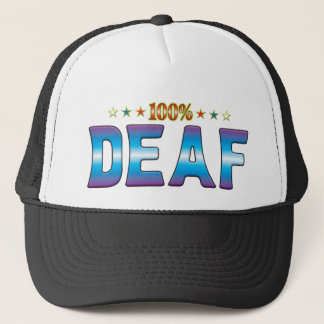 Deaf Star Tag v2 Trucker Hat