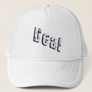 Deal Logo Made From Aces, Trucker Hat