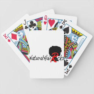 Deal me in! Natural Hair Rocks playing cards