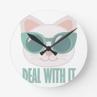 Deal With It Wallclock
