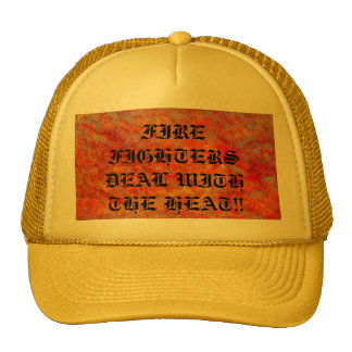 DEALS WITH THE HEAT MESH HATS