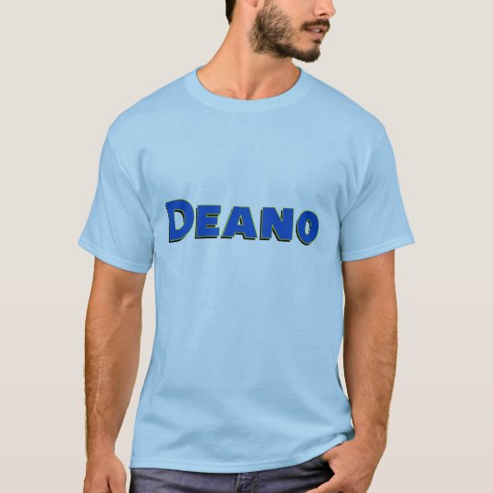 Deano Blue T-Shirt