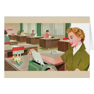 Dear Boss..., Card